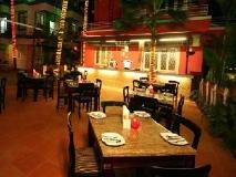 Magnum Resort: restaurant