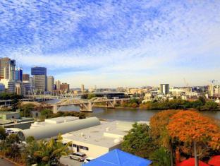 Brisbane City YHA Brisbane - Rooftop View