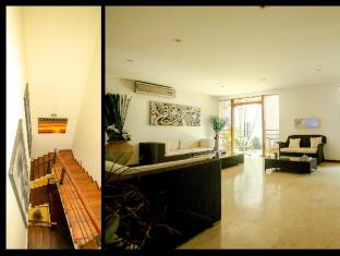 D Villas Colombo - Lobby & staircase