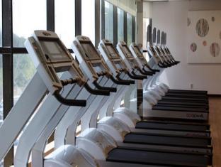 Shinyang Park Hotel Gwangju Metropolitan City - Fitness Room