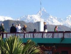 New Pokhara Lodge   Nepal Budget Hotels