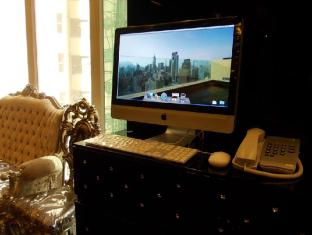 베스트웨스턴 호텔 코즈웨이 베이 홍콩 - 로비