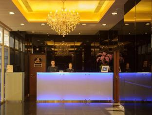 Best Western Hotel Causeway Bay Hong-Kong - Réception