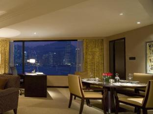 InterContinental Hong Kong Hotel Hong Kong - Deluxe Suite - Full Harbour View