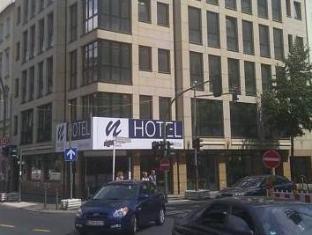 Nordic Hotel Berlin-Mitte Berlin - A szálloda kívülről