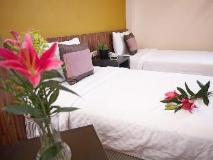 Jin Bao Hotel: guest room