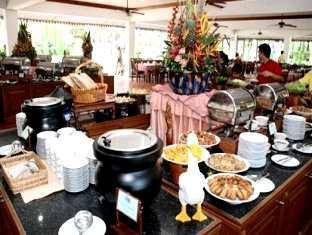 Nongnooch Garden Resort Pattaya - Restaurant