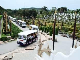 Nongnooch Garden Resort Pattaya - Surroundings