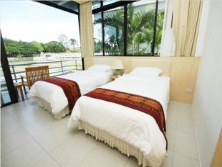 Nongnooch Garden Resort Pattaya - Deluxe Lake Side Terrace