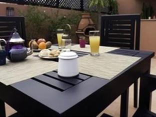 Hotel Ryad Amiran Marakešas - Restoranas