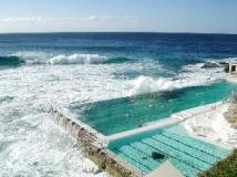 Lamrock Lodge Bondi Beach: beach
