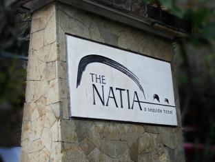 The Natia a Seaside Hotel Bali - Bejárat