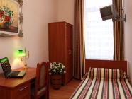 Jednolůžková ložnice Comfort