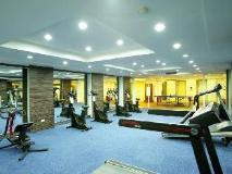 Pacific Hotel - Sunlight: fitness room