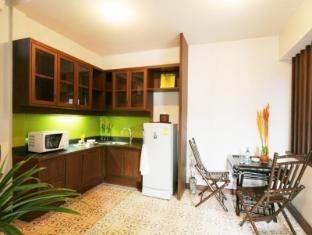 Keerati Homestay Pattaya - Deluxe Double Bed - Kitchen