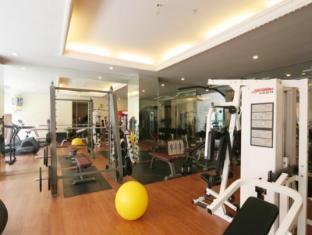 Keerati Homestay Pattaya - Fitness Room