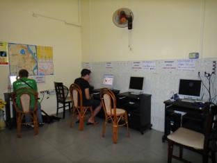 Kha Vi Guesthouse Phnom Penh - Internet