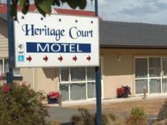 Heritage Court Motel | New Zealand Budget Hotels