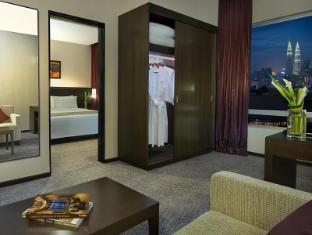 Furama Hotel Bukit Bintang Kuala Lumpur - Konuk Odası
