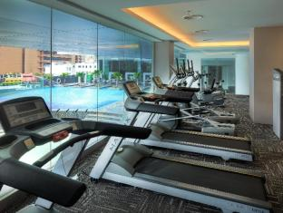 Furama Hotel Bukit Bintang Kualalumpura - Trenažieru zāle