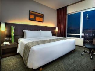 Furama Hotel Bukit Bintang Kualalumpura - Istaba viesiem