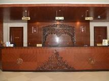 Hotel Riveria: reception