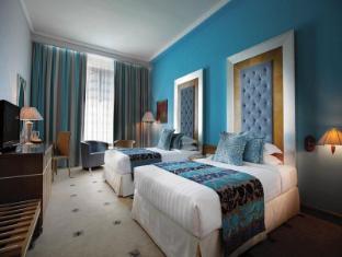 Marina Byblos Hotel Dubajus - Svečių kambarys