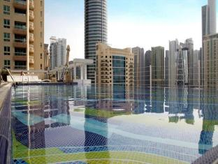 Marina Byblos Hotel Dubai - Schwimmbad