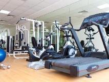 Marina Byblos Hotel: fitness room