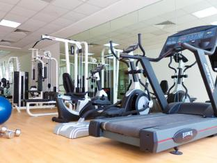 Marina Byblos Hotel Dubai - Fitnessraum
