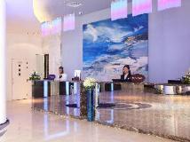 Marina Byblos Hotel: reception