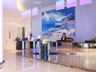 Marina Byblos Hotel Dubai - Resepsiyon