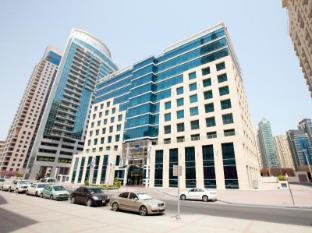 Marina Byblos Hotel Dubajus - Viešbučio išorė