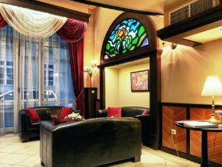 Residence Baron Budapest - Interior del hotel