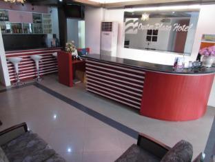 Oyster Plaza Hotel Manila - Reception