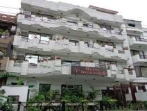 Hotel Deer Parkk: exterior