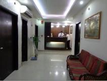Hotel Deer Parkk: interior