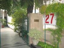 Jorbagh 27 Hotel: exterior