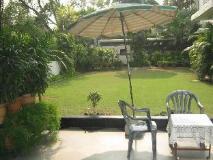 Jorbagh 27 Hotel: garden