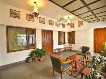 Jorbagh 27 Hotel: interior