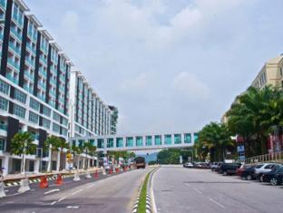 Damas Suites & Residences Kuala Lumpur Kuala Lumpur - Hotel Exterior