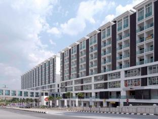 Damas Suites & Residences Kuala Lumpur Kuala Lumpur - Exterior