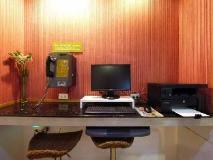 Gaudi Hotel: interior