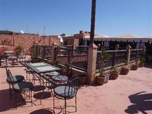 Djemaa El Fna Hotel Cecil Marrakech - Balzaal