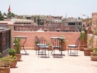 Djemaa El Fna Hotel Cecil Marrakech - Balkon/Terras