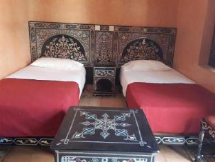 Djemaa El Fna Hotel Cecil Marrakech - Gastenkamer