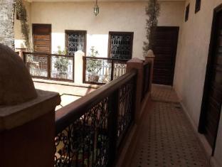 Djemaa El Fna Hotel Cecil Marrakech - Uitzicht