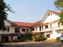 Phaythavone Hotel: exterior