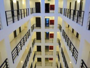 더 아트리움 라차다 13 방콕 - 호텔 인테리어