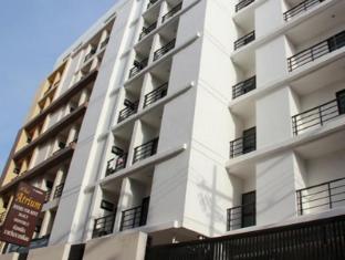 더 아트리움 라차다 13 방콕 - 호텔 외부구조